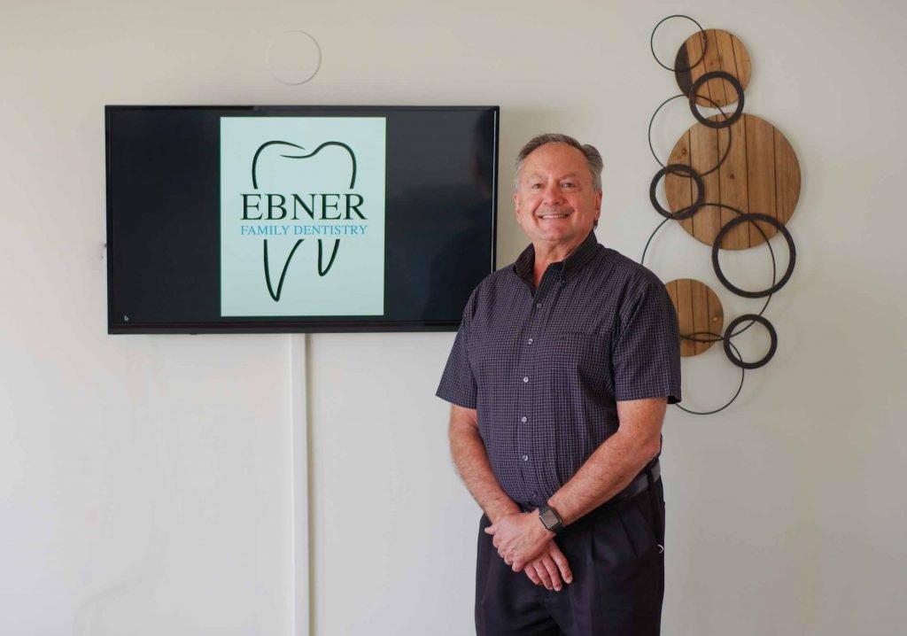 Dr. Norman Ebner at Ebner Family Dentistry