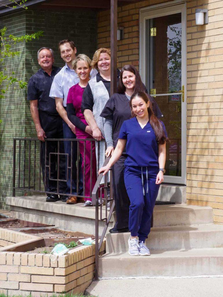 The Ebner Family Dentistry team
